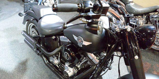 Harley-Davidson blir nå truffet av straffetoll fra EU. (Foto: Bil24)
