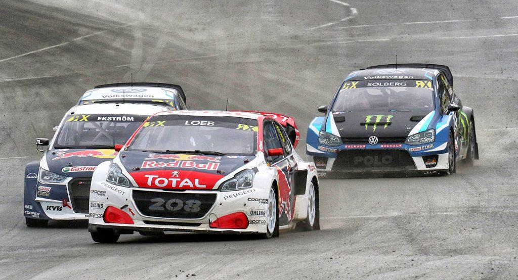 Petter Solberg har ikke fått det helt tilpå Hell. Nå er han revansjelysten. (Foto: Red Bull)