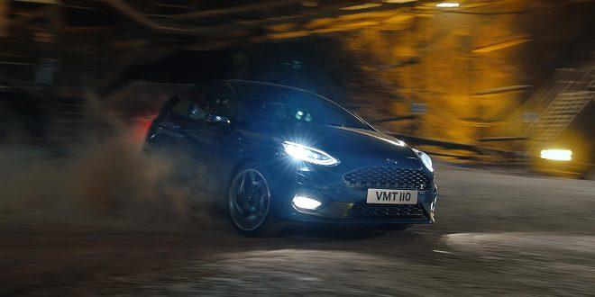 Ford fant seg en vei 400 meter under bakkenivået. (Foto: Ford)