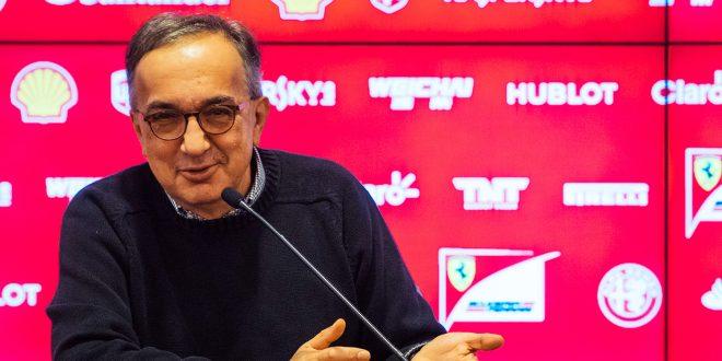 Slik huskes Sergio Marchionne. Med et lurt smil og en vittig kommentar på lur. (Foto: Ferrari)