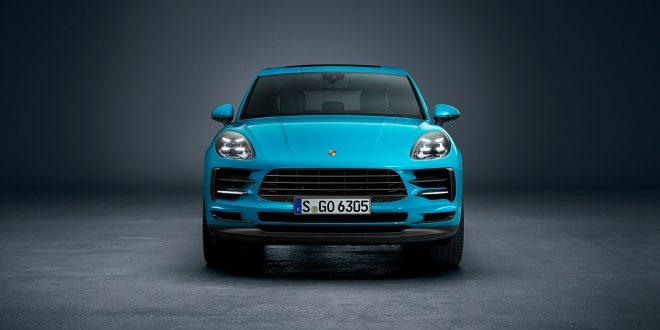 Porsche kommer med en ny generasjon Macan. (Alle foto: Porsche)