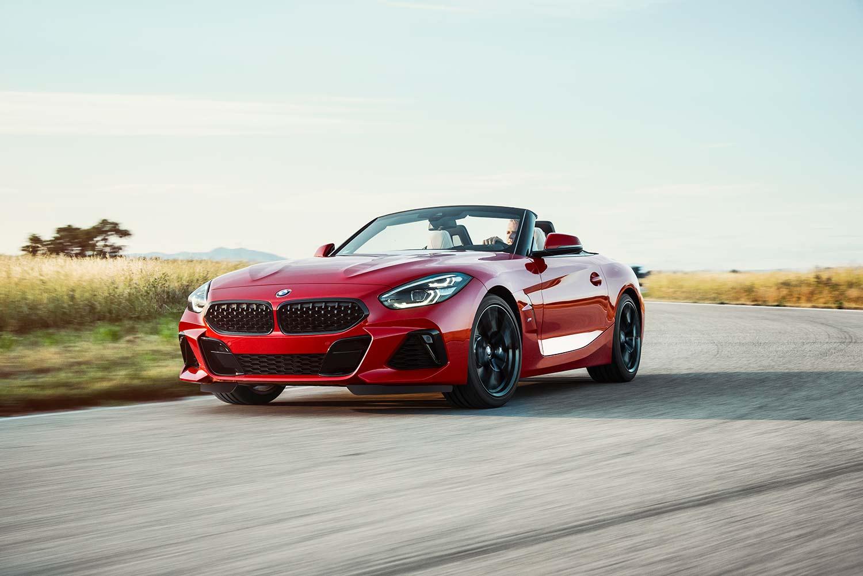 Slik ser den ut, 3. generasjon av Z4. (Foto: BMW)
