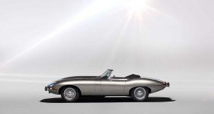 Ingen tvil, Jaguar E-Type Zero er verdens vakreste elbil. (Alle foto: Jaguar)