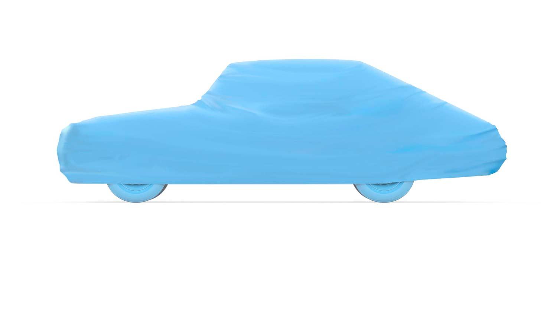 Her skjuler det seg en splitter ny 1953-modell. (Foto: Grand Basel)
