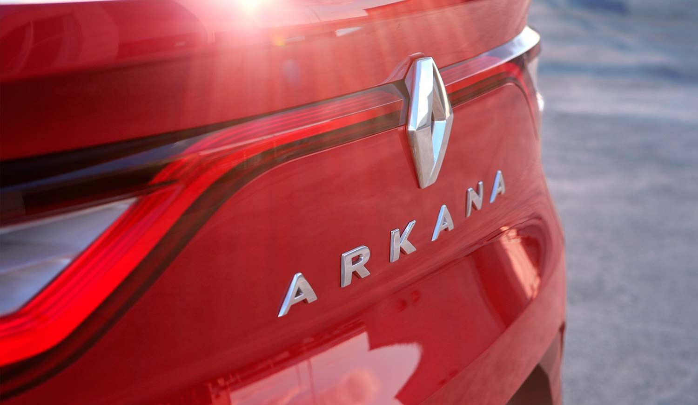 Arkana kommer fra det latinske språket. (Foto: Renault)