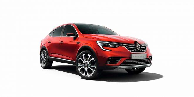 Renault viser fram en ny SUV. (Foto: Renault)
