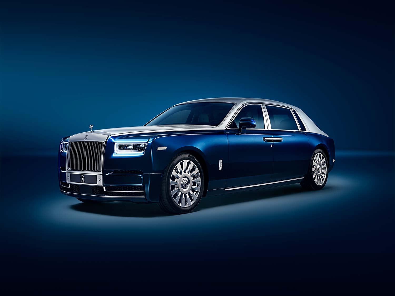 Nå snakker vi direktørbil. Rolls-Royce Phantom har blitt enda mer privat. (Foto: Rolls-Royce)