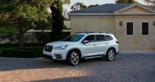 Ni kunder har fått helt nye Subaru Ascent. (Alle foto: Subaru)