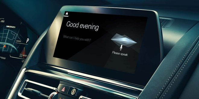 BMW kommer nå med kunstig intelligens som skal lære deg å kjenne. (Foto: BMW)