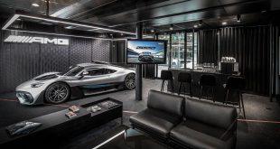 Mercedes har endelig satt navn på den kommende hyperbilen. (Foto: Mercedes)