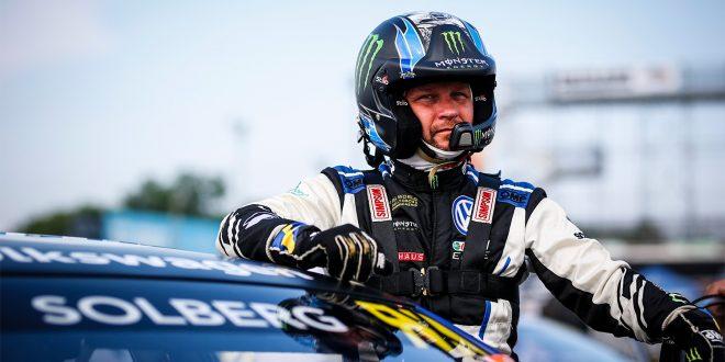 Petter Solberg gjør et overraskende comeback i rally-VM. (Alle foto: Volkswagen)