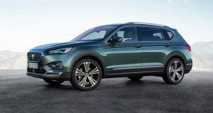 Seat lanserer sin største SUV-modellen, Tarraco. (Alle foto: Seat)