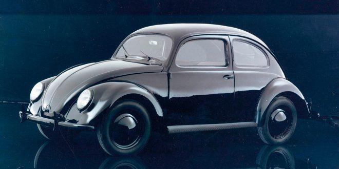 Volkswagen Boble ble laget på ordre fra Adolf Hitler. (Alle foto: Volswagen)
