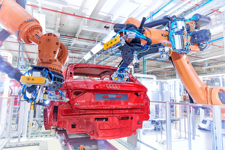Seat er allerede i gang med produksjon av nye Audi A1. (Foto: Seat)
