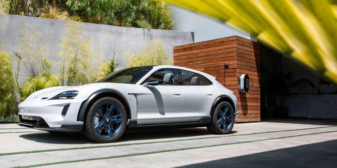 Porsche har bestemt seg for å sette nok en elbil i produksjon. (Alle foto: Porsche)