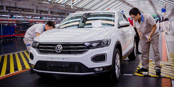Volkswagen kommer med sin andre fabrikk som er spesialdesignet for elbiler. Denne bygges i Kina. (Alle foto: VW)