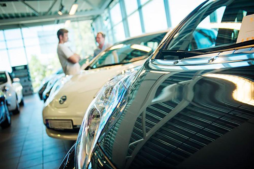 Ha is i magen om du skal kjøpe elbil. (Foto: NAF)
