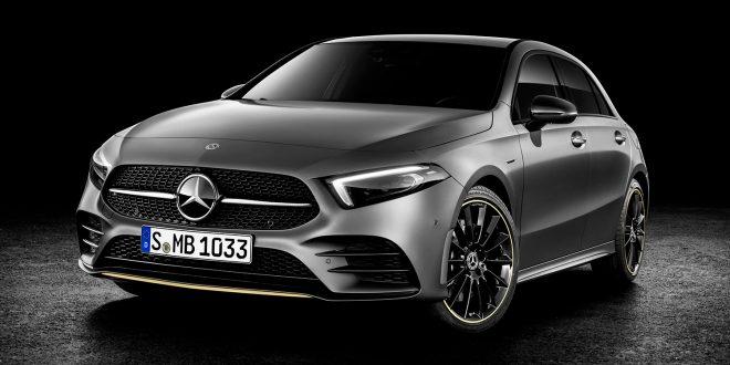 Denne bilen kamn bli årets bil i Europa. (Foto: Mercedes)