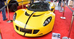 Denne bilen satte verdensrekord. (Foto: Sema)