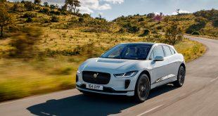 Top Gear har kåret Jaguar I-Pace til årets elbil. (Foto: Jaguar)