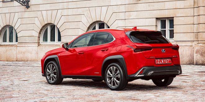 Lexus har satt prisen på den nye UX 250h, og startprisen er langt under 400.000 kroner. (Alle foto: Lexus)
