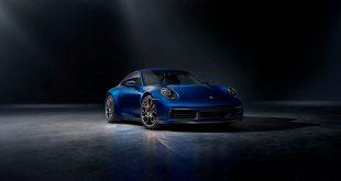 Slik ser den ut, 992-utgaven av Porsche 911. (Alle foto: Porsche)