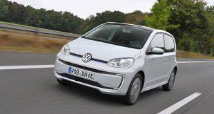 En ny utgave av Volkswagen e-up blir nå en skikkelig prisbombe. (Alle foto: VW)
