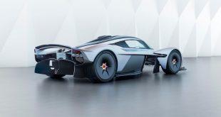 Aston Martin kommer med en hyperbil med et guddommelig navn og lyd. (Alle foto: AM)