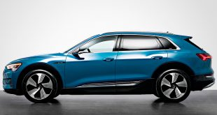 Nå er endelig alle prisene for Audi e-tron bekreftet. (Begge foto: Audi)