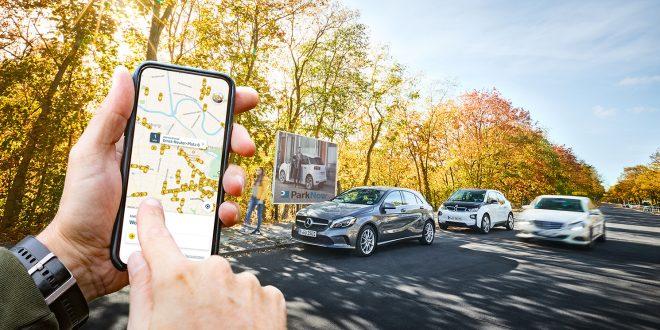 En gigantisk tysk alliansen skal nå kapre kunder i nye segmenter som bildeling og turdeling. (Foto: BMW/Daimler)