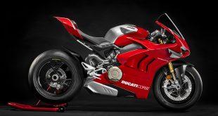 Dette er den nye MC-kongen, Ducati Panigale V4 R. (Alle foto: Ducati)
