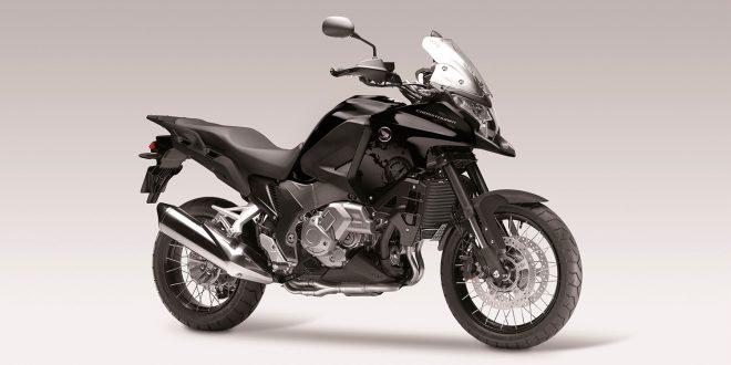 Her er de nye motorsyklene til politiet. (Alle foto: Honda)