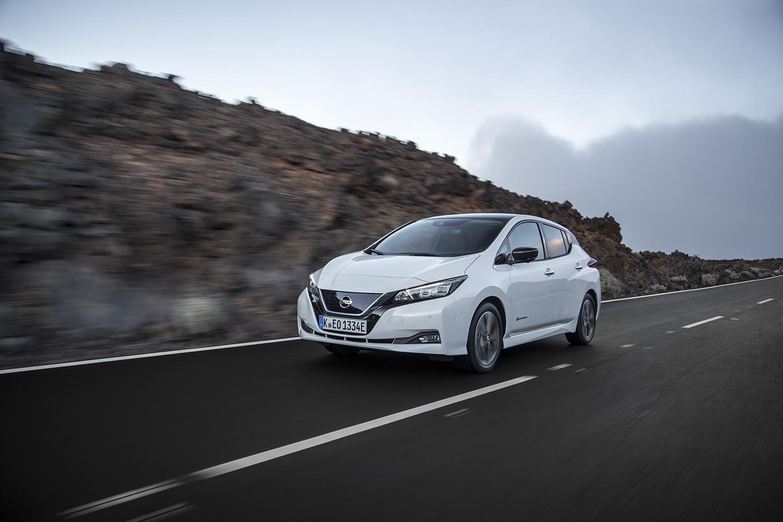 Nissan Leaf er Norges mest solgte bil i 2018, men i Sverige er det kun registrert 1.488 slike så langt.