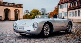 Her er tidenes fem dyreste Porsche-biler. (Alle foto: Porsche)