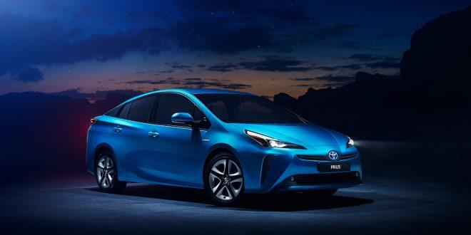 Hybriden Toyota Prius fornyes, og kommer nå også med AWD. (Alle foto: Toyota)