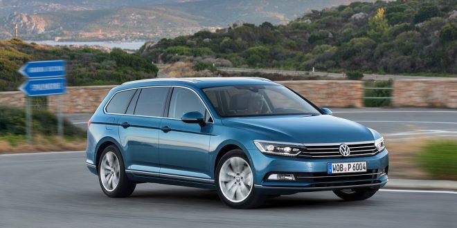 Volkswagen Passat blir ny til neste år. (Begge foto: Volkswagen)