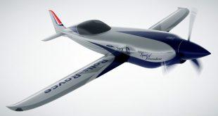 Dette skal bli verdens raskeste eldrevne fly. (Foto: RR)