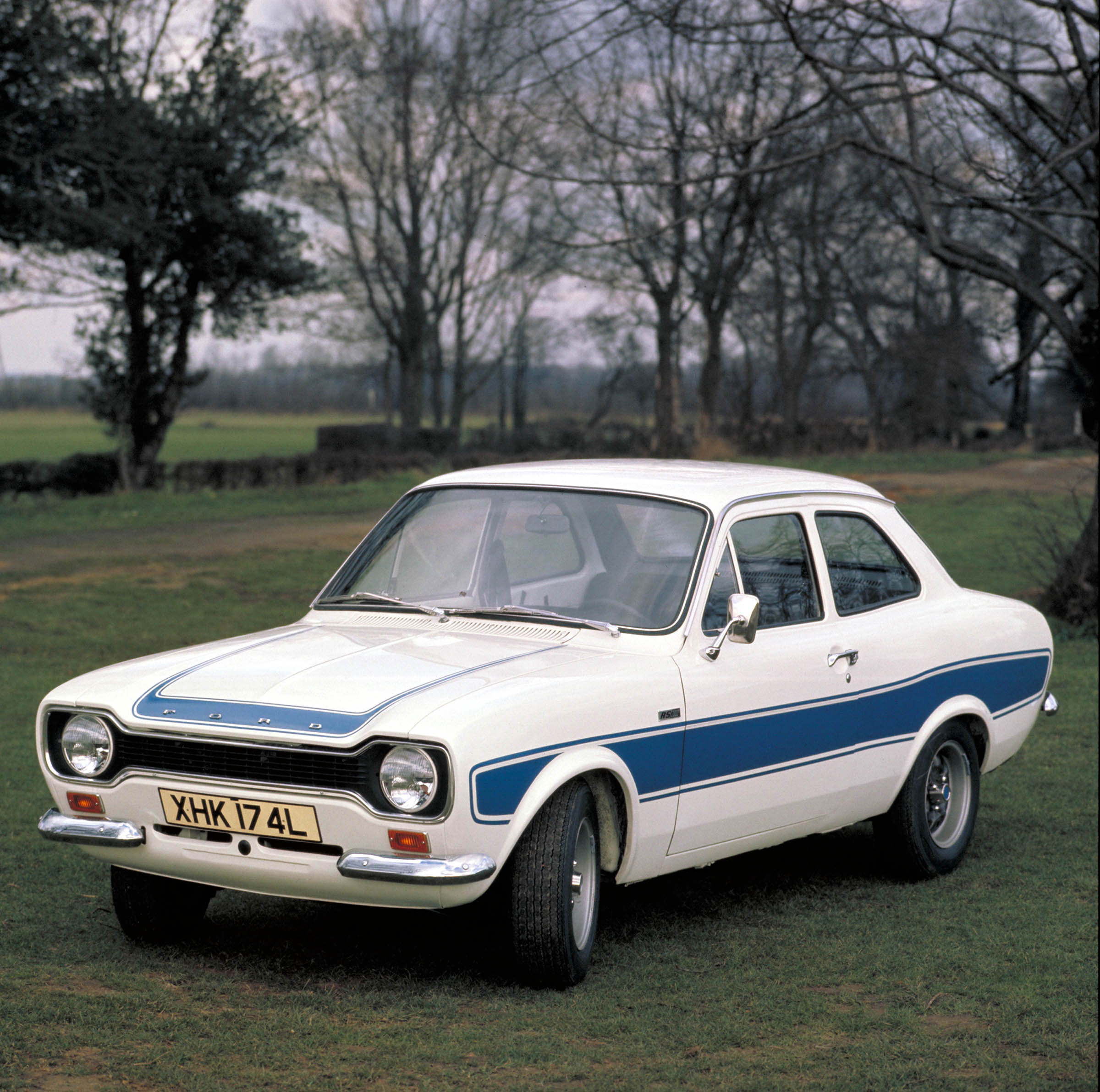Ford Escort I RS 2000.