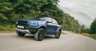 Ford skal utvikle mellomstore pickup-modeller for Volkswagen. Her Ranger. (Begge foto: Ford)