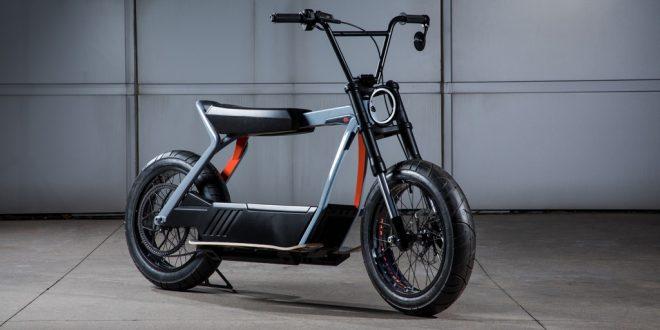 Dette er faktisk en Harley-Davidson. (Alle foto: HD)