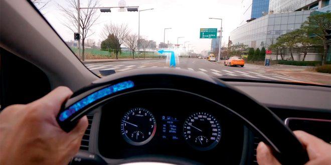 Hyundai Motor Group viser teknologi som skal hjelpe de som hører dårlig. (Alle foto: HMG)
