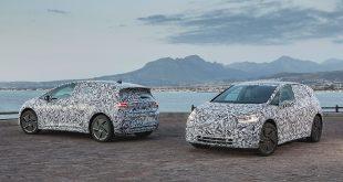 Volkswagens første elbil bygget helt fra grunnen av er i rute, og testet i Sør-Afrika. (Alle foto: VW)