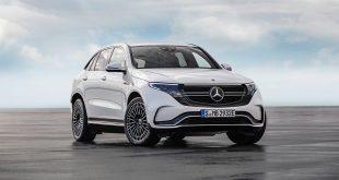 Internasjonale biljournalister skal til Oslo for å teste den nye Mercedes EQC. (Alle foto: Mercedes)
