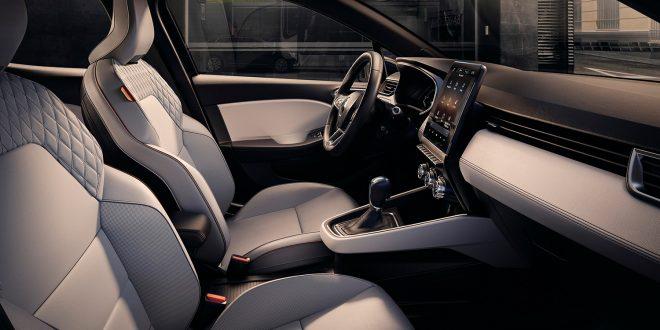 Renault kommer med en ny generasjon av Clio. (Alle foto: Renault)