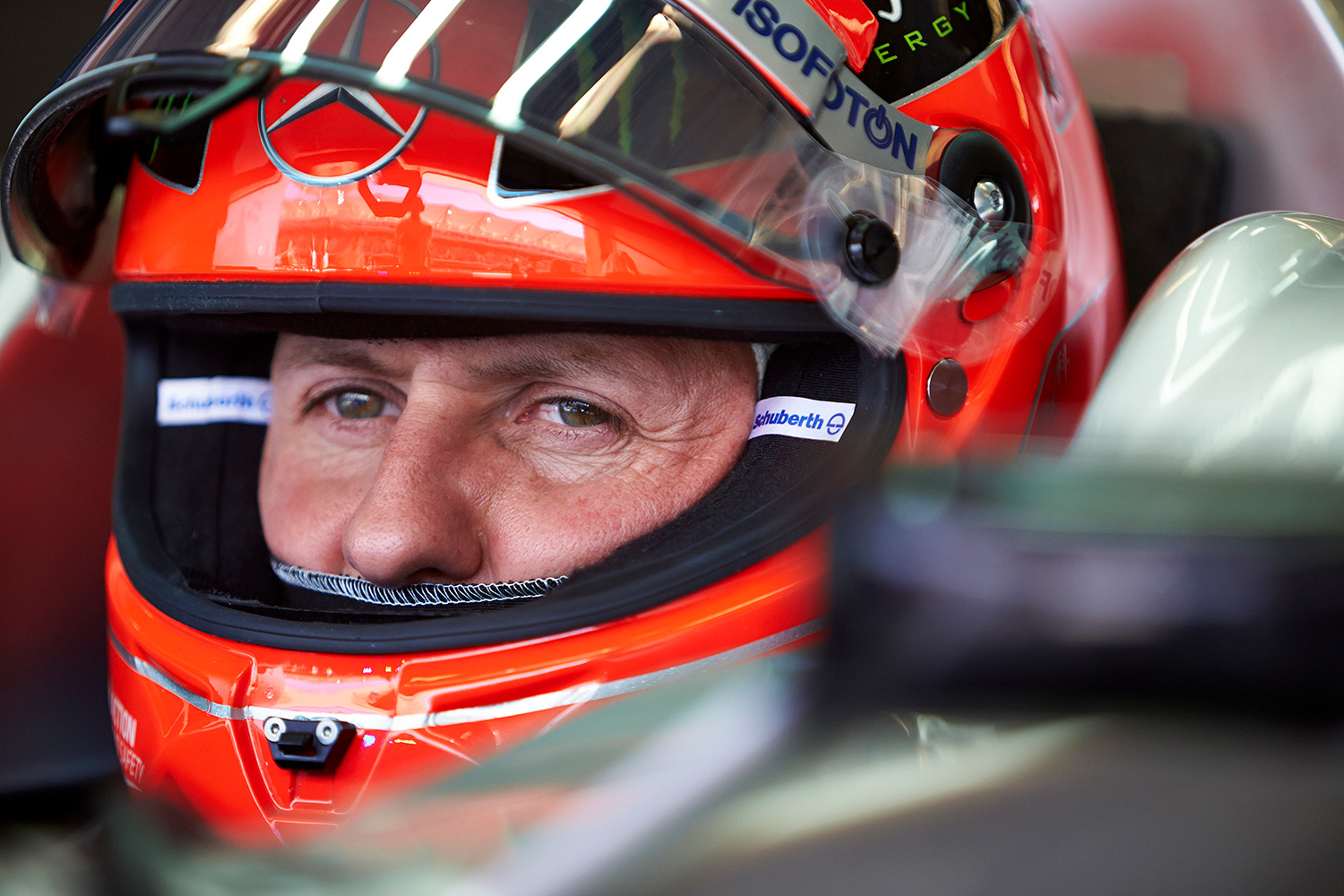 Michael Schumacher. (Foto: Mercedes)