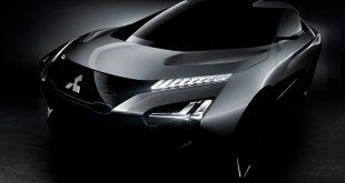 Mitusbishi e-Evolution Concept heter bilen som følger med hva du gjør. (Foto: Mitsubishi)