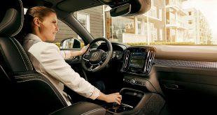 Volvo har tatt et nytt steg mot selvkjørende biler. (Foto: Volvo)