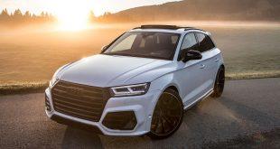 Nå snakker vi folkens. ABT Audi SQ5. (Alle foto: ABT)