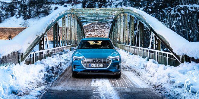 Audi håper at elbilene skal snu salgstrenden i Europa. (Foto: Audi)