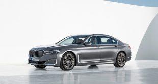 BMW har oppgardert flaggskipet sitt, luksussedanen i 7-serien. (Alle foto: BMW)